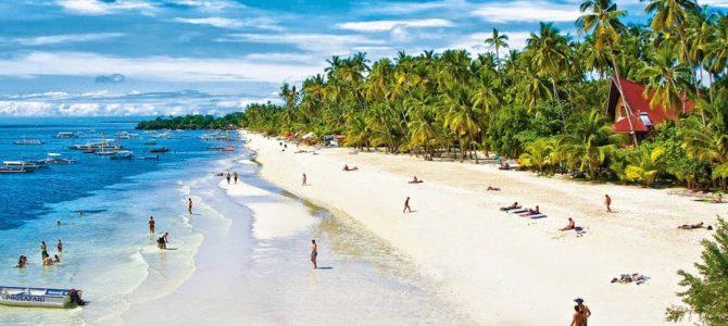 Tour to the Famous Alona Beach Panglao Island