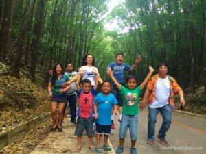Bohol tour packages bohol touristas philippines tour to the loboc bohol man made forest