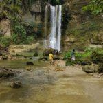 Tour to camugao waterfalls in balilihan bohol philippines 001