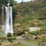 Tour to camugao waterfalls in balilihan bohol philippines 002