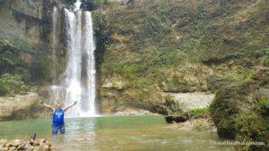 Tour to camugao waterfalls in balilihan bohol philippines 003