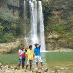 Tour to camugao waterfalls in balilihan bohol philippines 005