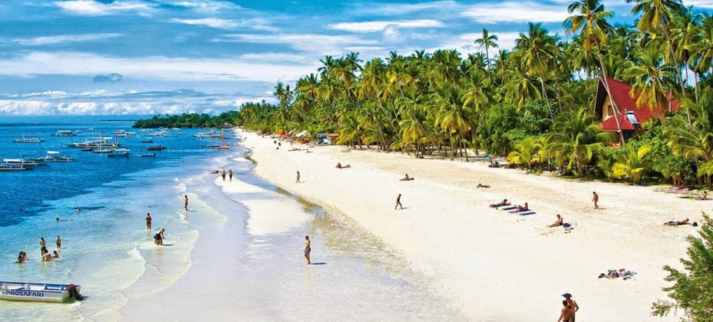 Tour to the Famous Alona Beach Panglao Island