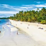 Alona beach bohol island philippines