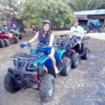 Atv ride at chocolate hills carmen bohol 1