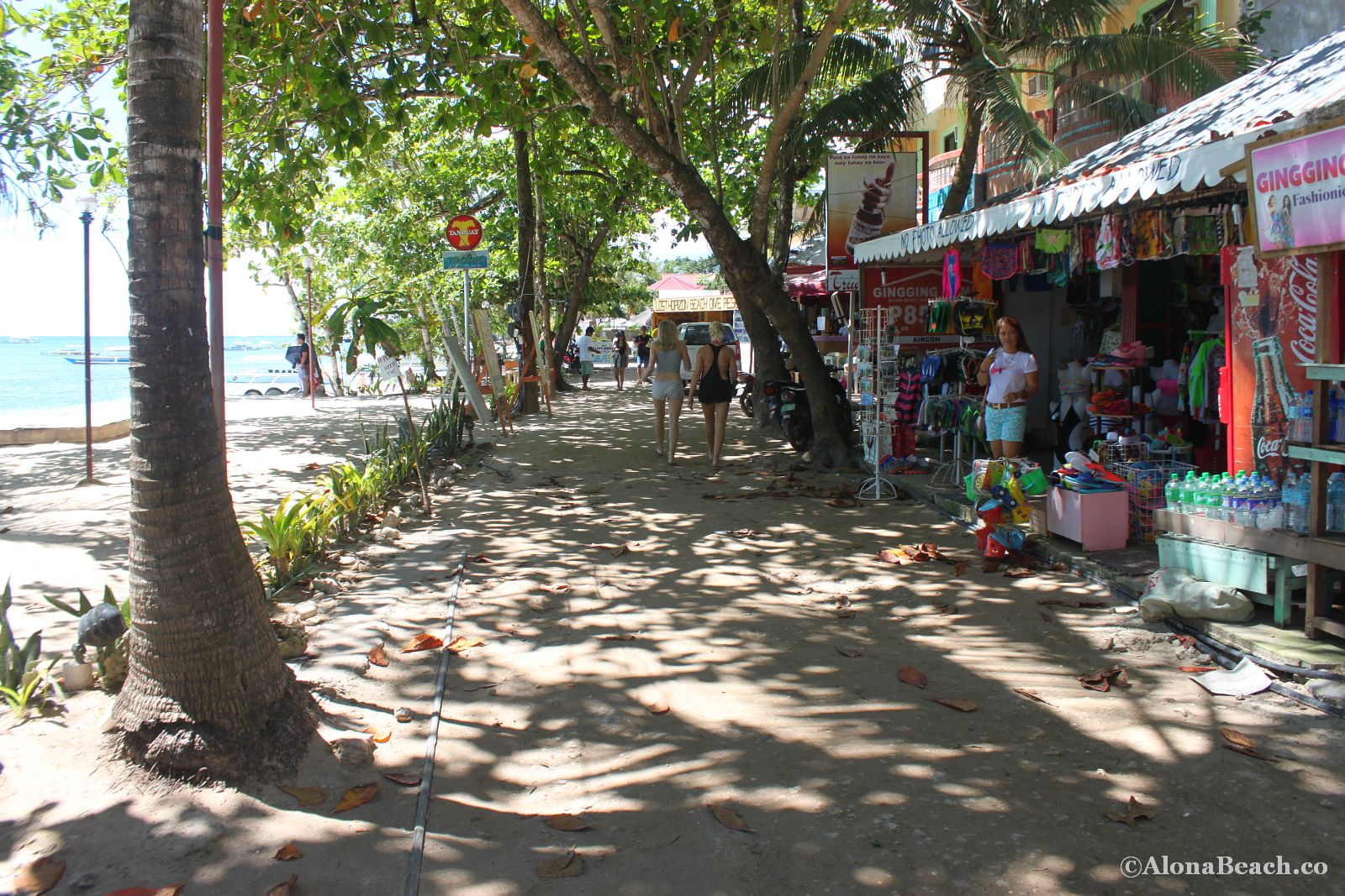 Language In 45 And 47 Stella Street: Tour To The Famous Alona Beach Panglao Island