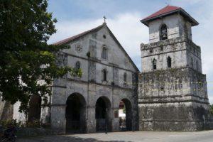 Baclayon church exterior