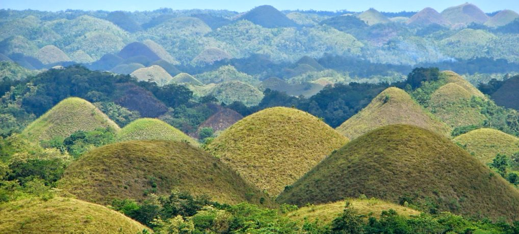 Tour to Chocolate Hills