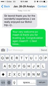 Bohol tour packages bohol touristas philippines 208