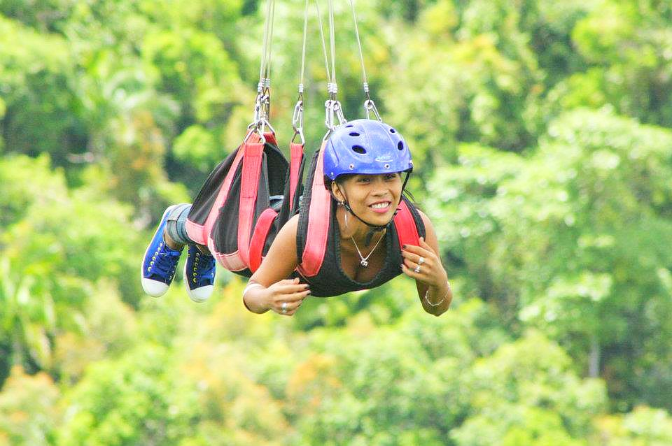 Tour to the Loboc Eco-Tourism Adventure Park | Bohol Tour