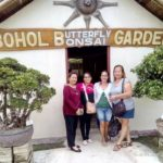 Bonsai and butterfly garden loboc bohol