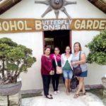 Bonsai and butterfly garden loboc bohol