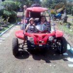 Buggy ride at chocolate hills carmen bohol