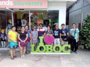 I love loboc at loboc tourism complex