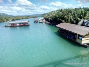 Loay floating resto 1
