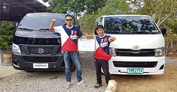 Bohol Tour guides