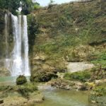 Tour to camugao waterfalls in balilihan bohol philippines 002