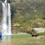 Tour to camugao waterfalls in balilihan bohol philippines 003