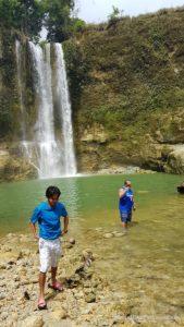 Tour to camugao waterfalls in balilihan bohol philippines 004